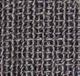 sisal black stair runner